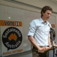 Cameron Murray talks affordable housing