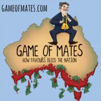 New Book: Game of Mates
