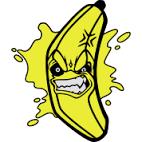 The Banana Republic bites gas back