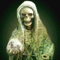 Rent-seeking death