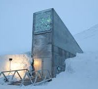 Climate change floods Doomsday seed vault