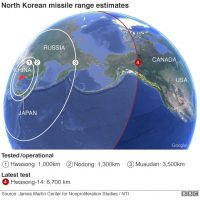 When does North Korea become a crisis?