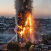Flammable cladding fears to burn high-rise investors