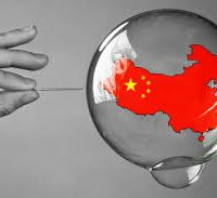 "China housing bubble to bust as it becomes ""impossible to buy or sell a property"""