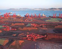 Daily iron ore price update (Port Hedland supply)