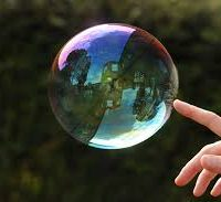 Are US stocks a bubble about to burst?