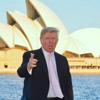 Is Trump about to squash the Australian dollar?