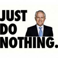 Do-nothing GST gas brain-fart blows away