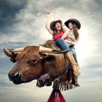 Joye rides a bond bull