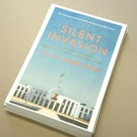 "China silences book about its ""silent invasion"" of Australia"