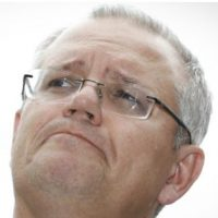 Deluded ScoMo pushes ahead with tax cut pipe dream