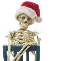 Bad Santa dead on arrival