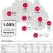 Australian mortgage arrears fall in November