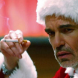 Bad Santa pukes on David Jones