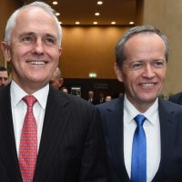 The curious inversion of Turnbull and Shorten credibility