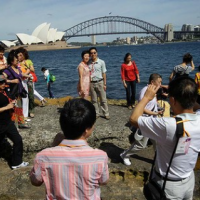 Chinese visitor arrivals continue to boom
