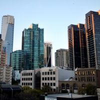 Melbourne and Sydney high-rise drives construction second wind