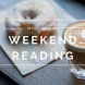 Weekend Reading: 14-15 July 2018