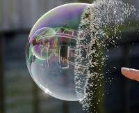 """Sydney property bubble """"pricked"""" and deflating """"fast"""""""
