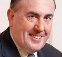 Ex-Treasury head John Fraser captured by AMP