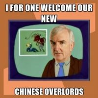 Pascometer redlines on his new Chinese overlords