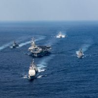 US Pacific Fleet heading for China?