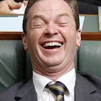 Christopher Pyne's $25bn salary now a national security risk