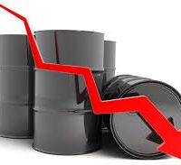 Oil crashes on growth worries