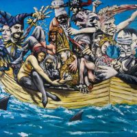 Canberra's ship of fools now sailing world's oceans