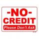 Mortgage rejections soar 400% as credit crunch bites