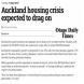 Auckland's housing crisis deepens