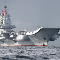 China plays catch-up on US aircraft carriers