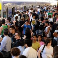 Immigration into Sydney and Melbourne remains extreme