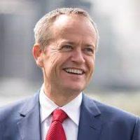 Shorten shines on campaign trail