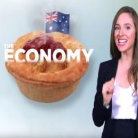 An honest government ad on the Federal Budget