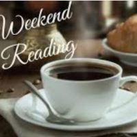 Weekend Reading 25-26 May 2019
