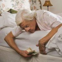 Morgan Stanley: Consumer to hide stimulus under mattress