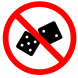 Amusingly, banks crack down on mortgagee gambling