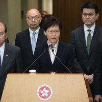 Beijing backs Hong Kong Lam duck