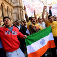 UK pops Australia's Indian international student bubble