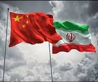China builds Iranian oil gusher