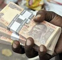 India prints to cut taxes
