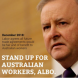 "Unions: ALP ""completely sold out"" working people on FTAs"