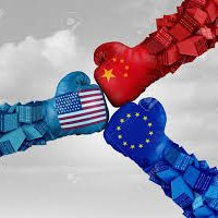 China to declare trade war on Europe and vice versa