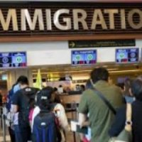 Chinese arrivals hit record high