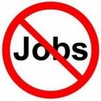 Skilled vacancies drop confirms jobs bust is go