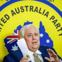 What did Clive Palmer buy for $80m election spend