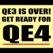 Countdown to QE4?