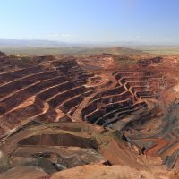 Daily iron ore price update (1 billion tonnes)