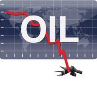 It begins. Chinese oil demand crashes